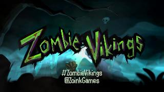 Zombie Vikings - Xbox One Announcement Trailer