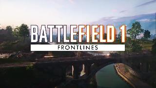 Battlefield 1 - They Shall Not Pass Frontlines Gameplay Xbox One