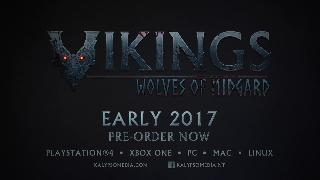 Vikings: Wolves of Midgard - Action Gameplay Trailer