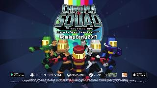 Chroma Squad - Announcement Trailer Xbox One