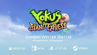 Yoku's Island Express - Reveal Trailer Xbox One