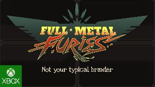 Full Metal Furies - Xbox One / Windows 10 Announcement Trailer Xbox One