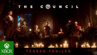 The Council - Teaser Trailer Xbox One