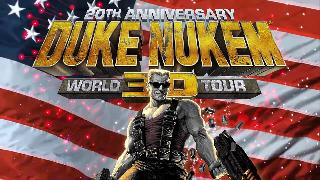 Duke Nukem 3D World Tour - Launch Trailer